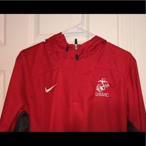 USMC Nike 1/4 Zip Jacket